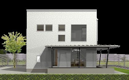 屋根形状 FLAT