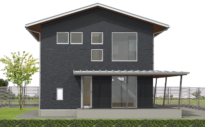 屋根形状 KIRIZUMA